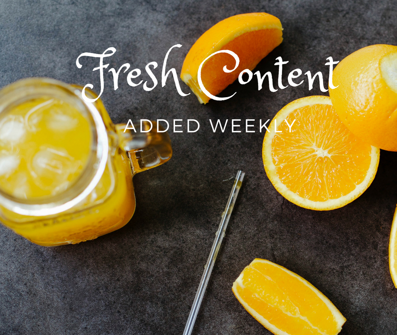 Why Your Website Needs Fresh Content