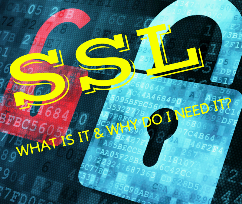 What Is SSL And Do I Need It?
