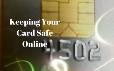 8 Ways to Keep Your Credit Card Safe Online