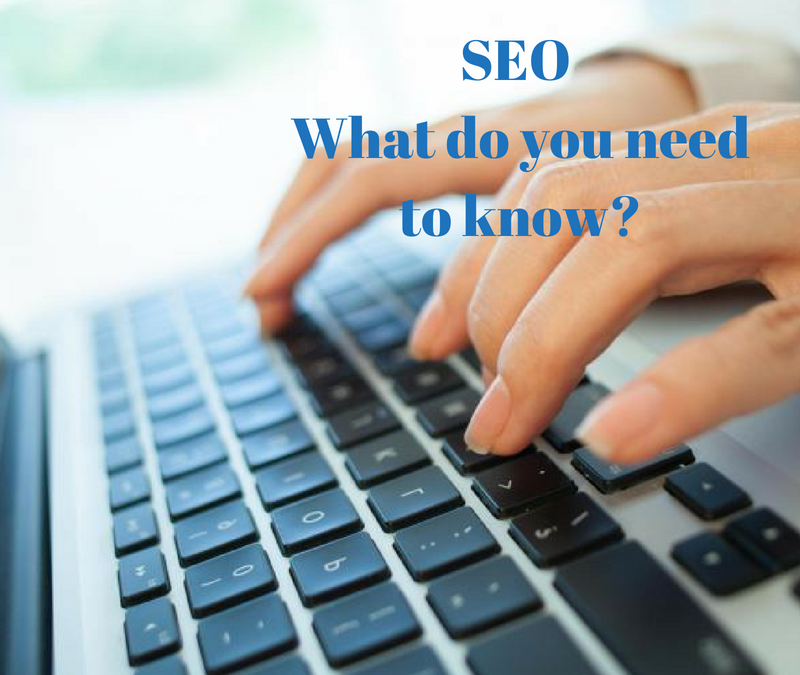 Search Engine Optimization (SEO): 5 Things you should know.